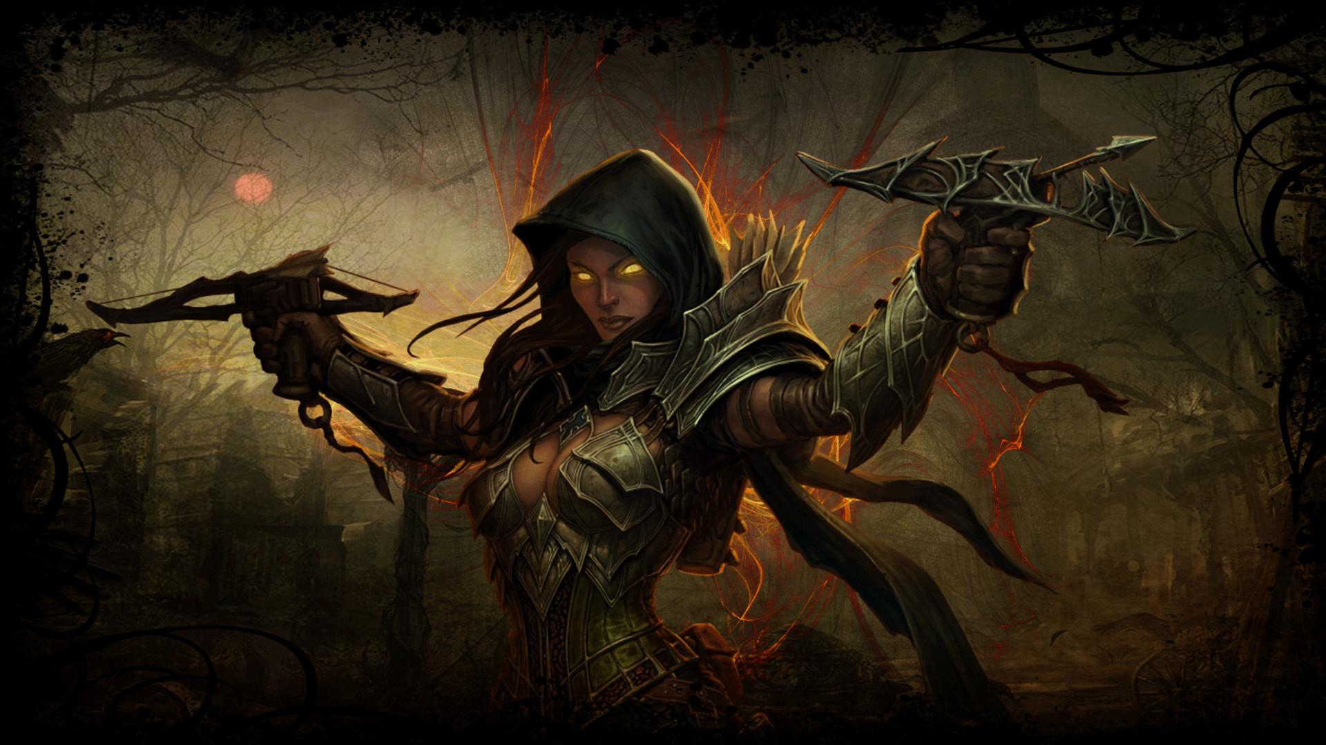 diablo iii demon hunter guide