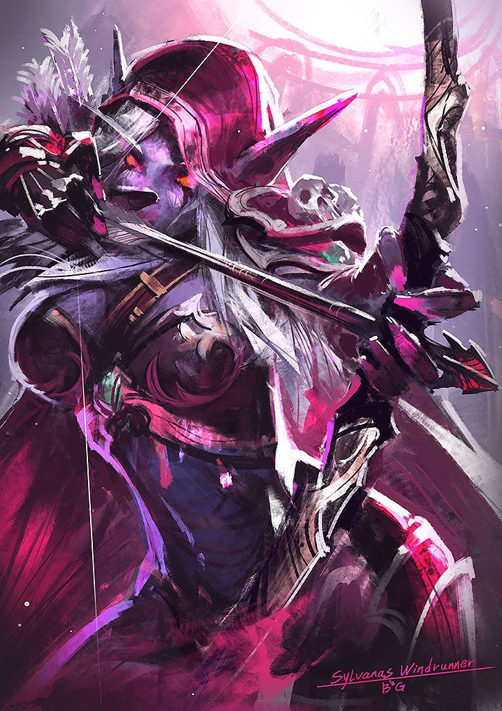 heroes of the storm sylvanas guide