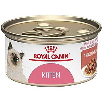 royal canin feeding guide kitten