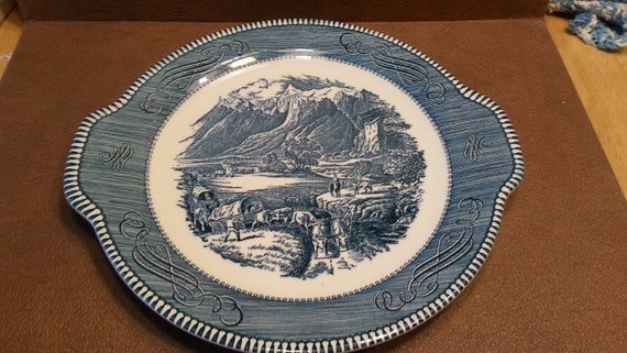currier and ives dishes price guide