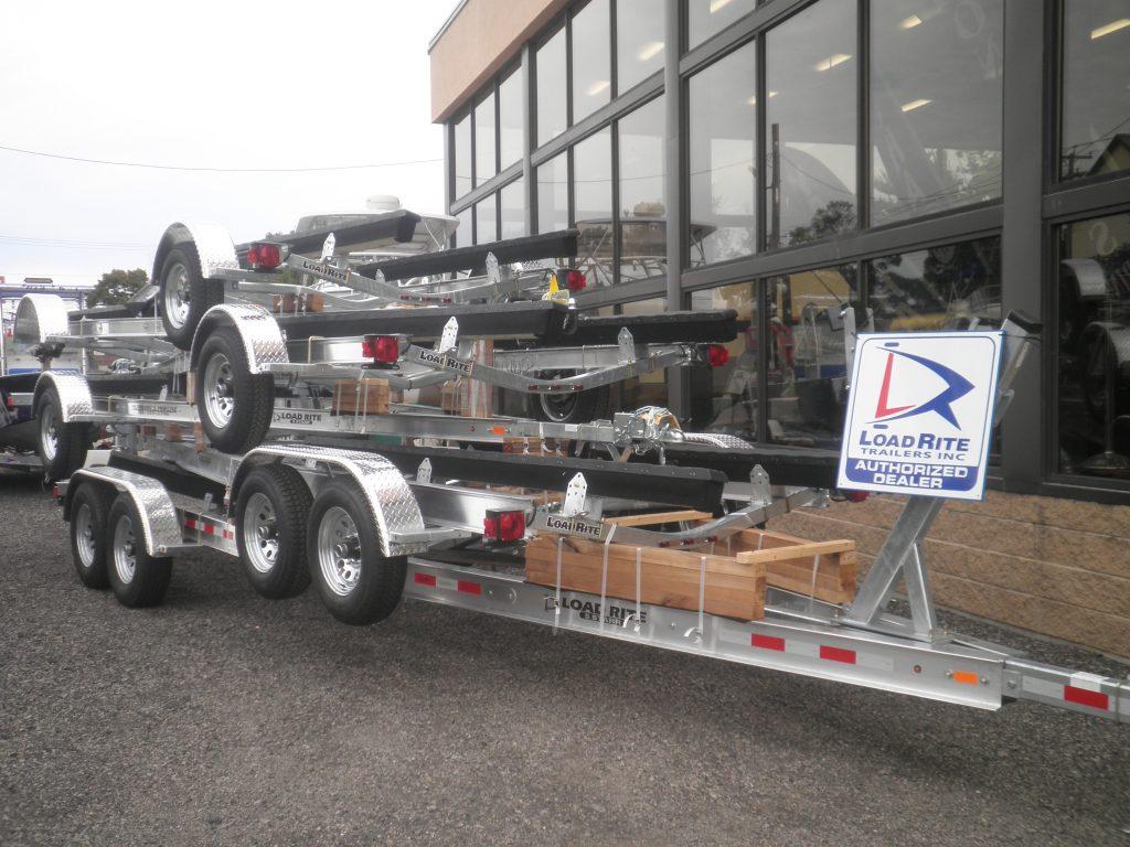 boat trailer side load guides