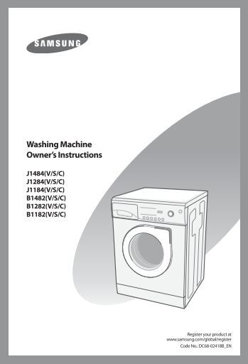 miele washing machine user guide