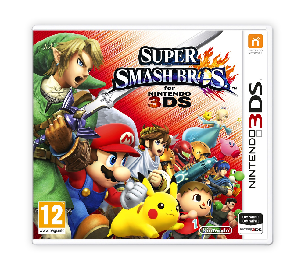 super smash bros 3ds guide