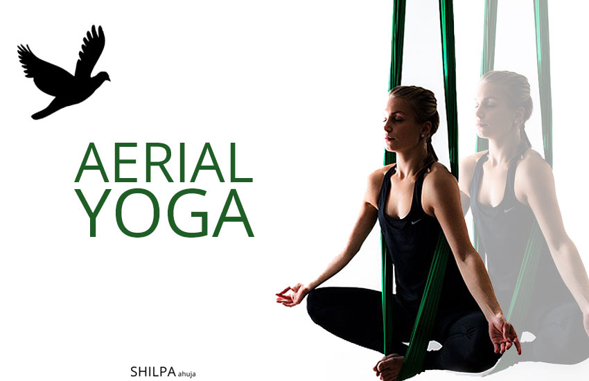 soaring with the soul an aerial yoga guide
