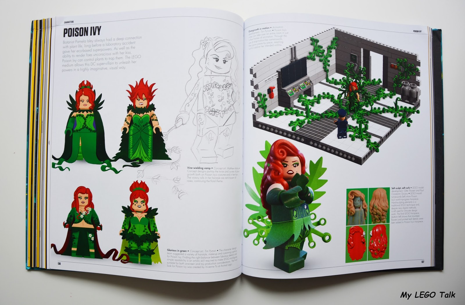 lego batman 3 guide book