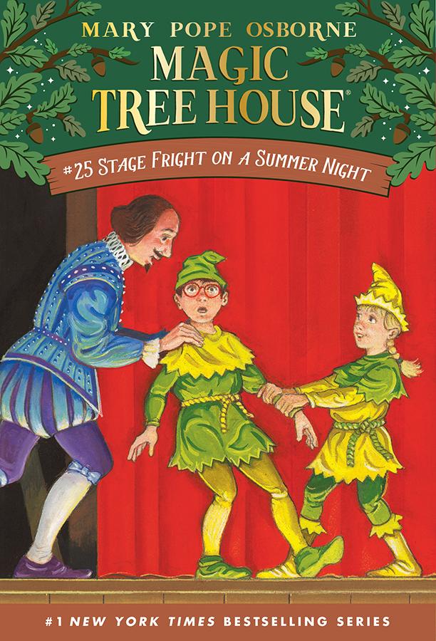 magic tree house guided reading level