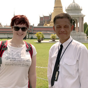 thai private tour guide review