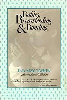 ina may gaskin guide to breastfeeding
