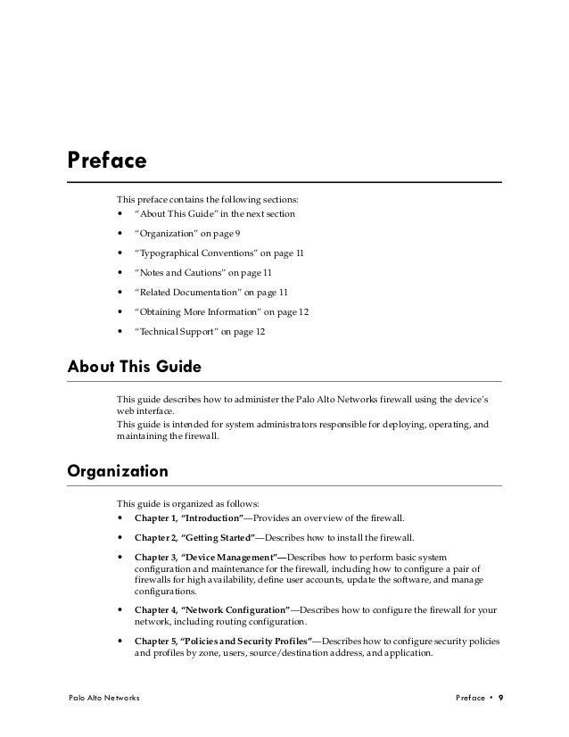 palo alto firewall admin guide