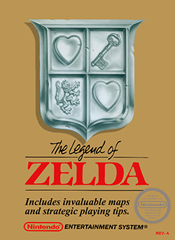 legend of zelda game guide box set