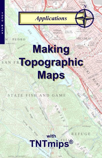 map reading guide how to use topographic maps