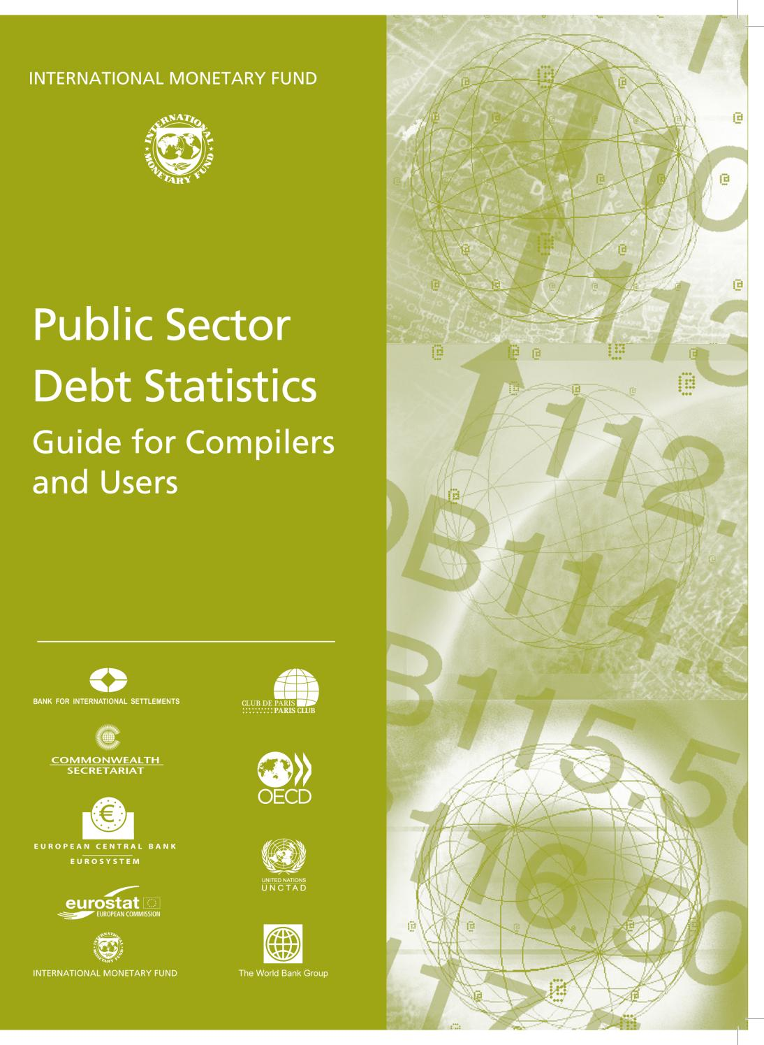 public sector debt statistics guide for compilers and users