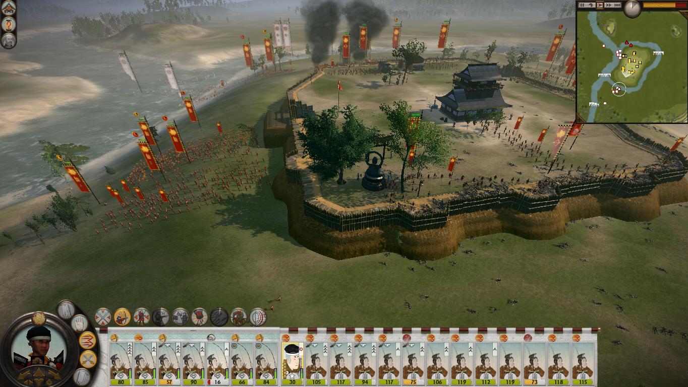 shogun 2 naval battle guide
