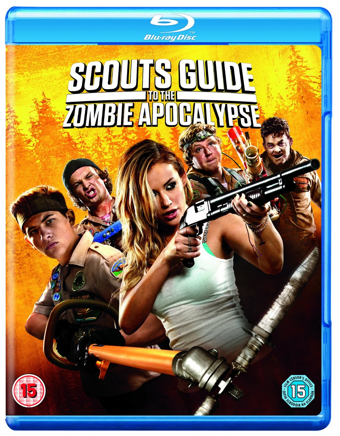 scouts guide to the zombie apocalypse rating