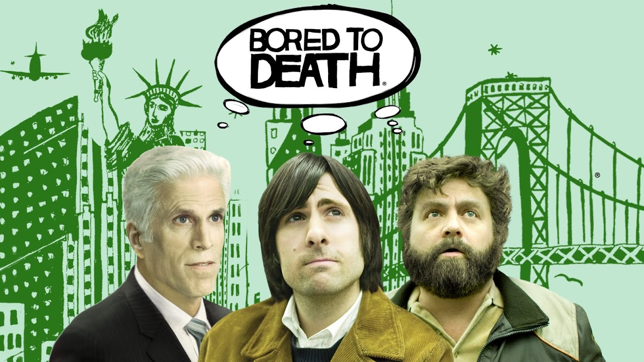 bored to death episode guide