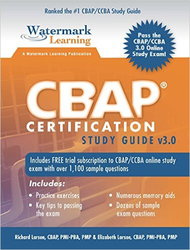 watermark learning cbap study guide download