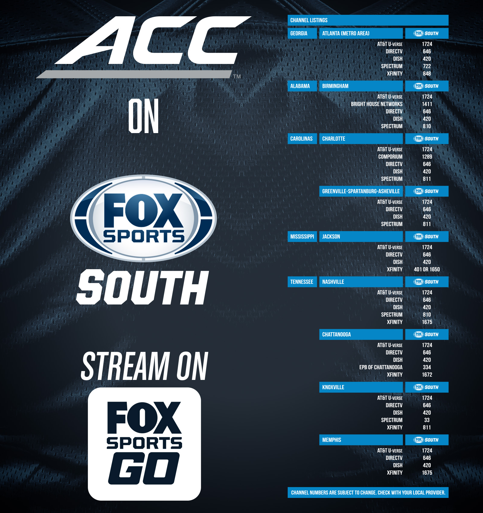 fox sports 2 usa tv guide