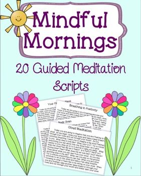 free spiritual guided meditation scripts