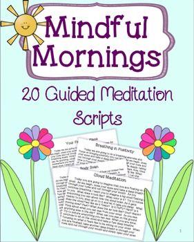 free spiritual guided meditation scripts