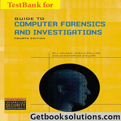 guide to computer forensics and investigations pdf