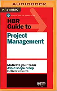hbr guide to project management ebook
