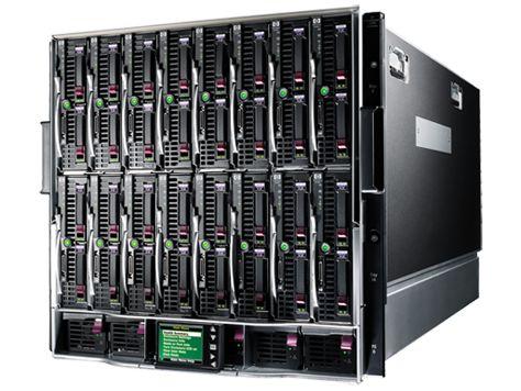 hp bladesystem c7000 enclosure user guide
