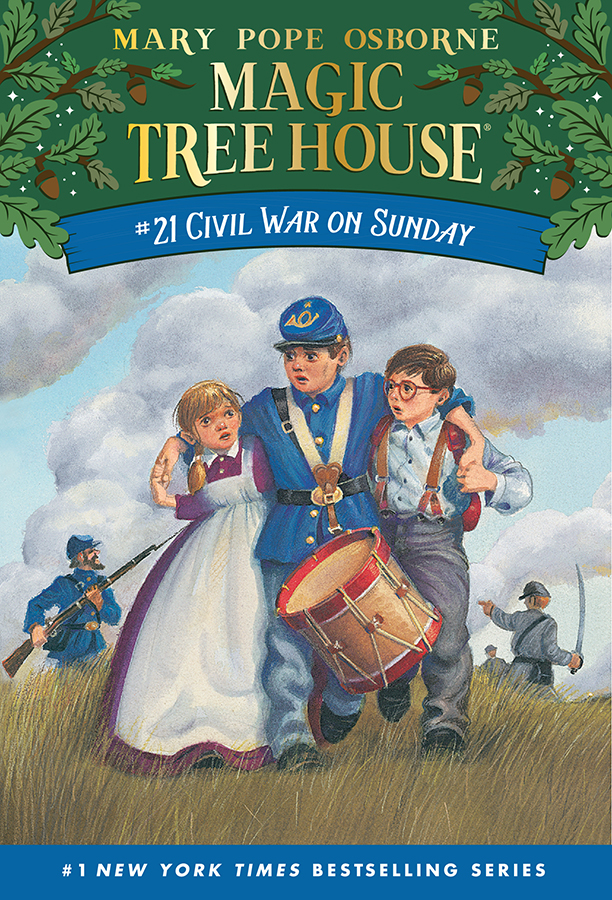 magic tree house guided reading level