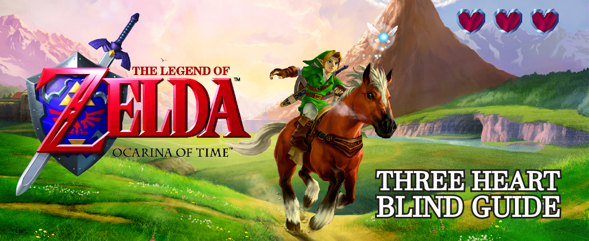 ocarina of time 3ds guide book