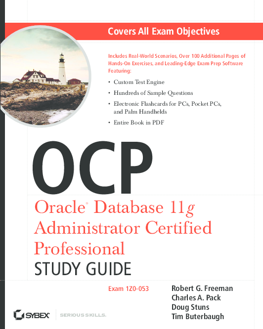 ocp upgrade to oracle database 12c exam guide