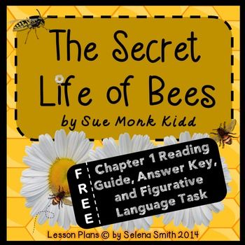 secret life of bees study guide answers