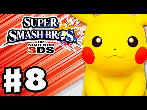 super smash bros 3ds guide